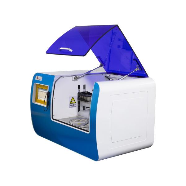 Automated Nucleic Acid testing Equipment Nucleic Acid DNA RNA extraction machine AU1001(Throughput-96)